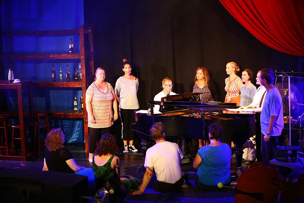 Backstage 9